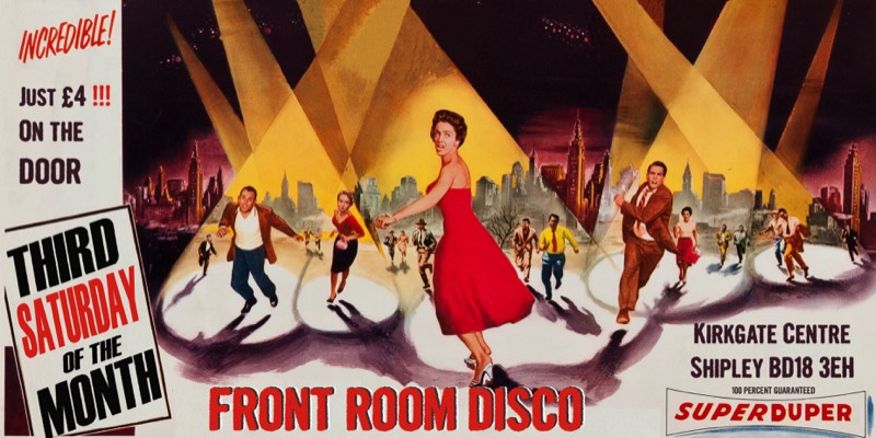 Front Room DIsco